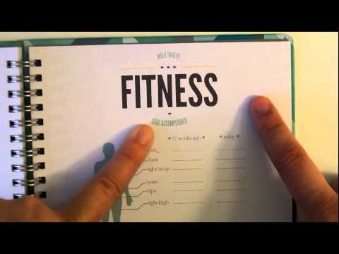 Inkwell Press Fitness Planner