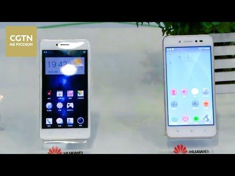 Китайские производители смартфонов укрепились на зарубежных рынках  [Age0+]