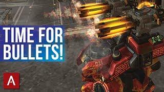 War Robots MK2 - Avenger Weapon | iOS Champion League Gameplay