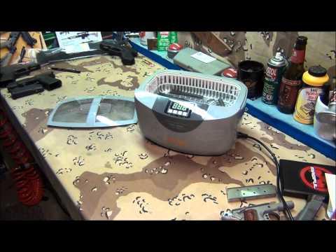 Gun Parts Ultra Sonic Cleaner