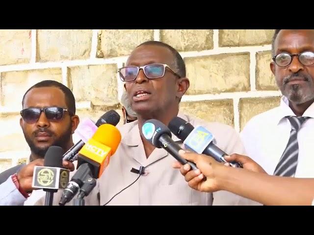 Xisbi Ahaan Anagu Waxaanu Ka Aaminsanahay Dalka Jabuuti In Ay Tahay Cadowga Somaliland