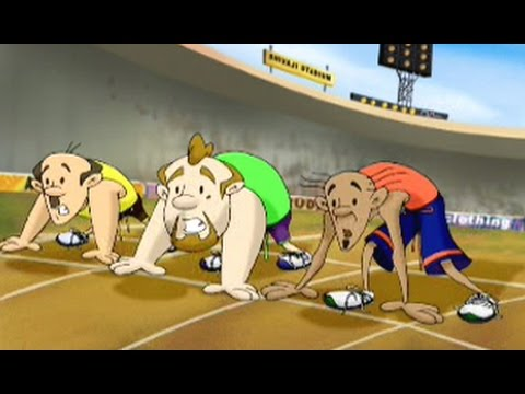 Track Judge || Funny Cartoon Animation
