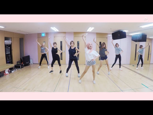 Apink 에이핑크 'Remember' 안무 연습 영상 (Choreography Practice Video)