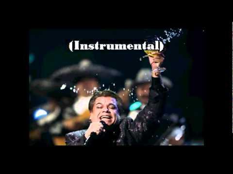 Juan Gabriel   Por que me haces llorar Karaoke 360p