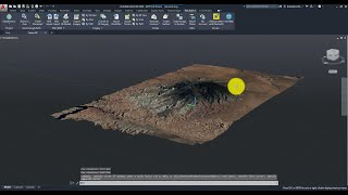 How to create a 3D Terrain with Google Earth in AutoCAD - Plex.Earth