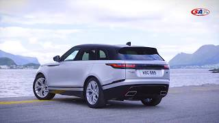 RANGE ROVER VELAR - Road test by SAT TV Show 27.08.2017.