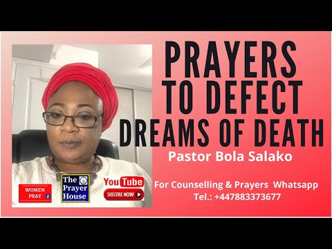 Repeat How to overcome Witchcraft Oppression - Pastor Bola Salako by