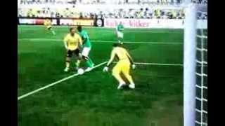 Fifa 12 Lucas Barrios funny Goal