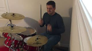 AC/DC House of Jazz Drum Cover - rare