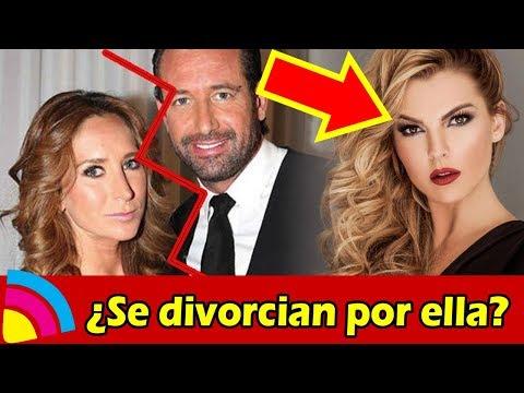 Geraldine Bazán y Gabriel Soto SE DIVORCIAN ¿POR MARJORIE DE SOUSA?