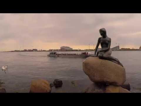 Copenhagen   Gopro Hero 4 + Feiyu G4 gimbal   1080p