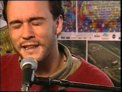 Dave Matthews pinkpop 1996