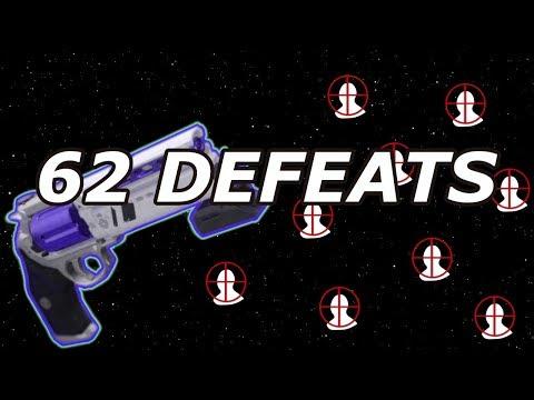 62 DEFEATS - BREAKTHROUGH PVP | Destiny 2