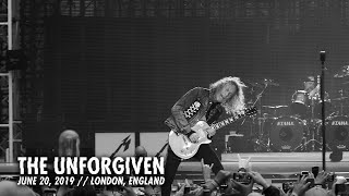 Metallica: The Unforgiven (London, England - June 20, 2019)