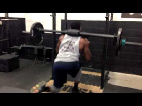 NJ Football Strength Training - ATSstrength.com