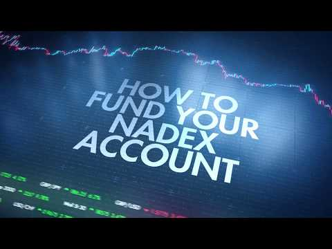 Funding Your Nadex Trading Account
