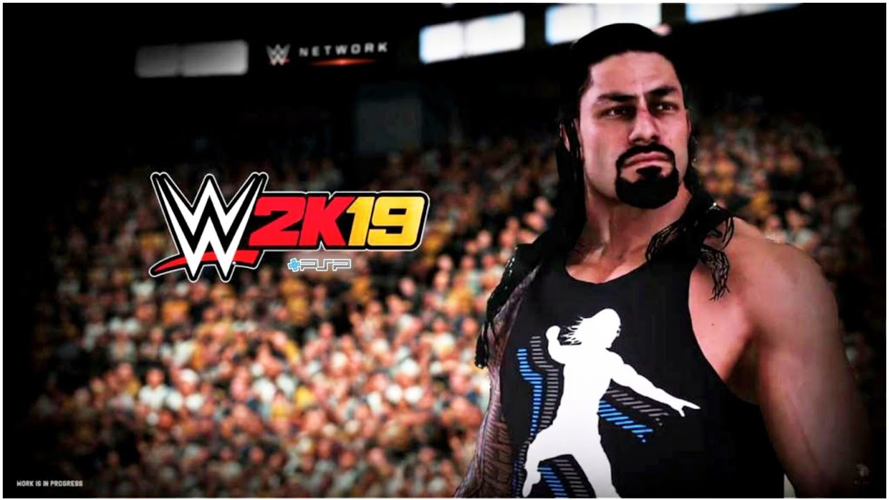 WWE 2k19 Android Offline | PSP ISO | 1 GB •Ultra Graphics• Download (PPSSPP)