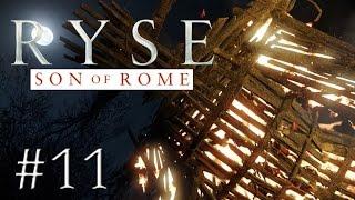 RYSE: Son of Rome #11: Heftiger Kampf gegen Minotaurenhäuptling Glott [Gameplay][German][PC]