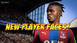 FIFA 19 - Title Update November -  New Player Faces! Bale, Son, Zaha, Lingard + More