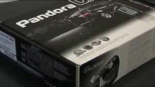 Pandora DXL 3000: опис, функції, інструкції і т. п.