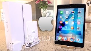 iPad Mini 4 Unboxing - Setup and Review (New 2015)