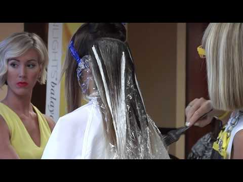 Candy Shares shares How to Melt Colors with Balayage