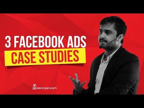 Facebook Advertisement Lead Generation Case Studies