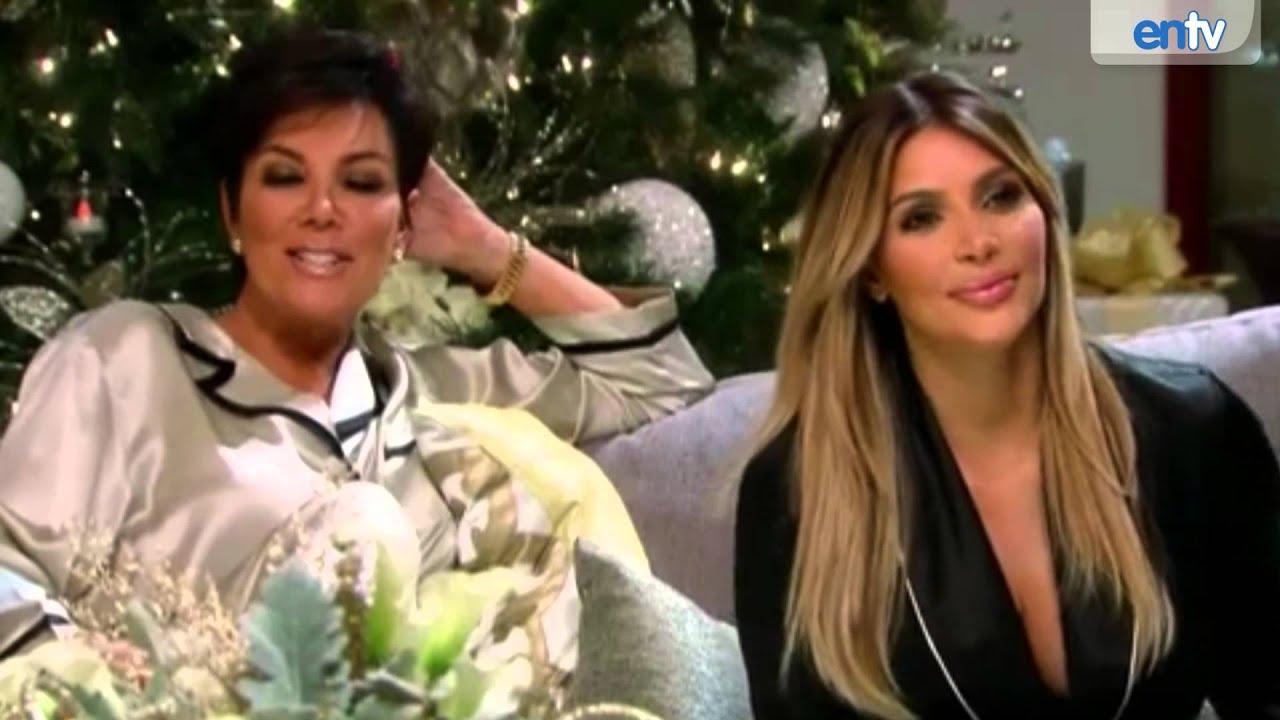 Kardashian Christmas Special 2013 Recap - YouTube