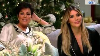 Kardashian Christmas Special 2013 Recap