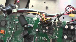 17mb82 flashing led repair