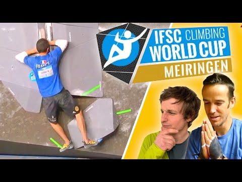 IFSC Worldcup Meiringen 2021, THE CRACK - Wide Boyz Analyse