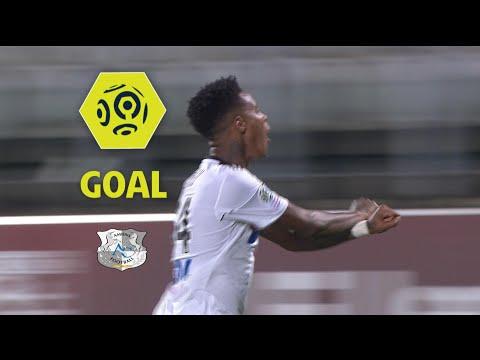 Goal Bongani ZUNGU (66') / FC Metz - Amiens SC (0-2) / 2017-18
