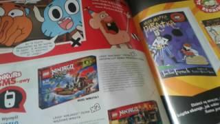 El registro de Cartoon Network Con un Regalo Estupendo Placa de lego ninjago reiniciar parte 1