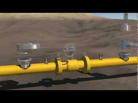 Врезка под давлением в газопровод. Технология без отключений Ravetti Srl