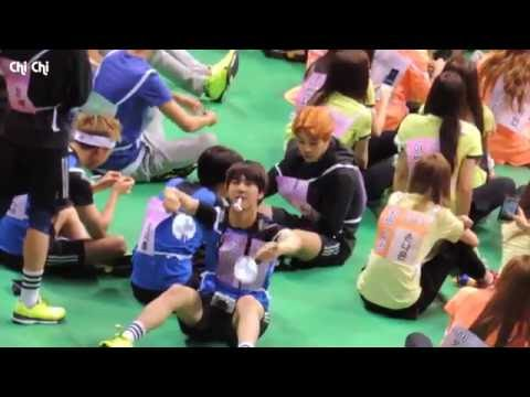 [BTSPINK] BTS & APINK Moments Compilation P.1