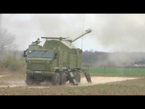 Yugoimport SDPR - Nora B52 155mm Self-Propelled Howitzer [720p]