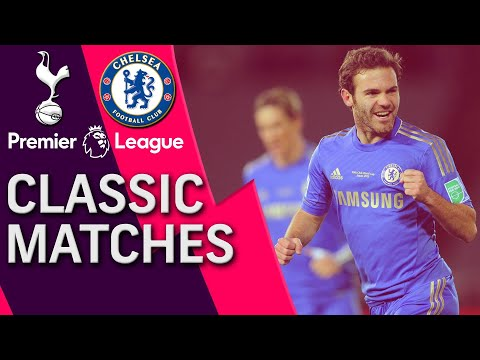 Tottenham v. Chelsea | PREMIER LEAGUE CLASSIC MATCH | 10.20.12 | NBC Sports