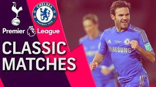 Tottenham v. Chelsea | PREMIER LEAGUE CLASSIC MATCH | 10.20.12 | NBC Sports