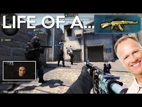 BOT FERGUS! - Life of a Master Guardian (CS:GO Competitive)