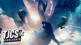 First Godzilla King Of The Monsters Reactions Are Epic