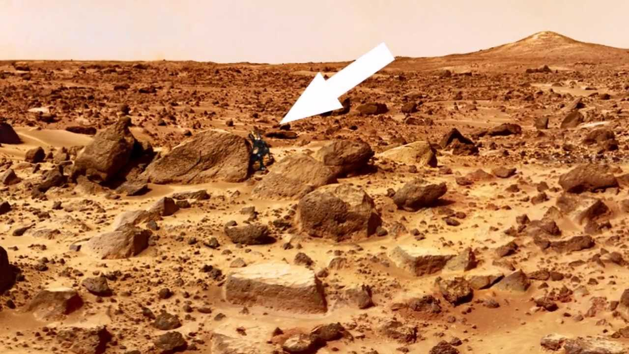 Another Proof of Alien Life on Mars - NASA Rover Curiosity ...