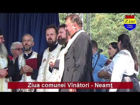 Ziua comunei Vinatori Neamt 2017 partea 1