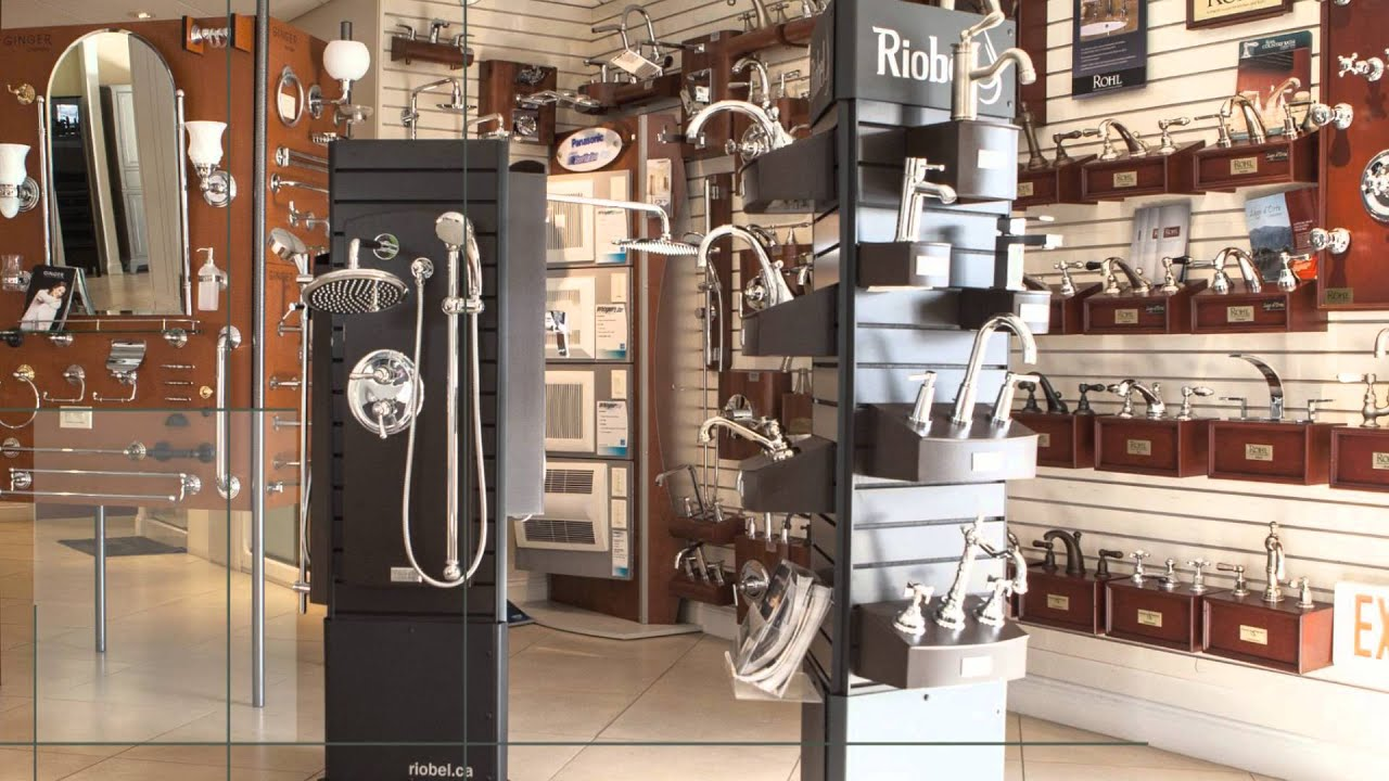 Weinstein Bath & Kitchen Design Showroom in Collegeville, PA - YouTube