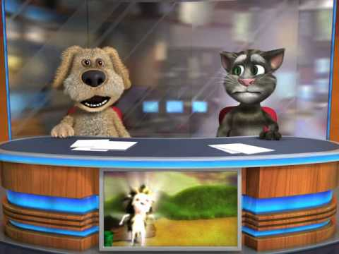 Talking Tom & Ben News em chua tung biet