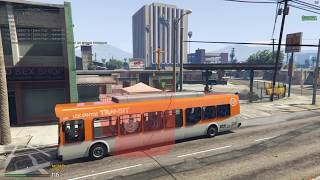 GTA 5 RP Водитель автобуса (Appi Role Play)
