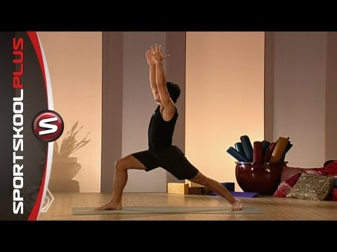 Yoga Vinyasa Flow Level 1 to 2 with Matthew Reyes