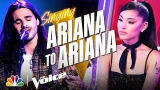 David Vogel Adds Some Rock to Ariana Grande's \