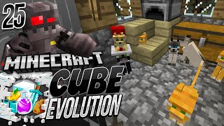 Minecraft Cube Evolution Episode 25: Settled In