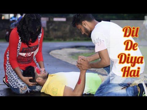 Dil De Diya Hai || Sad Heart Touching Love Story || Rahul Jain || Masti || Anand Raj Anand