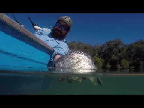 Sandon River Fishing Topwater